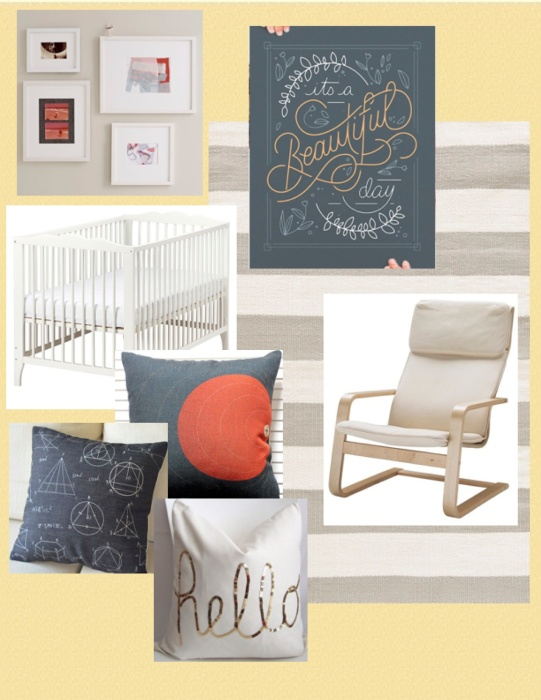 Guest Bedroom / Future Nursery