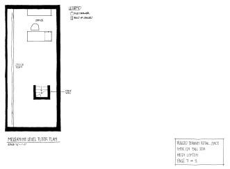 Page 7/8: Mezzanine RCP